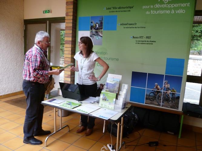 14e Congrès national des Stations Vertes, la FFCT à la rencontre du réseau des destinations nature