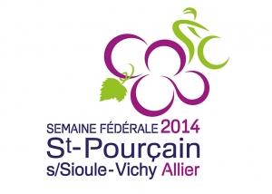 Le logo de la Semaine fédérale 2014