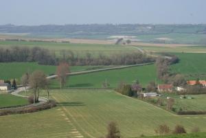 Les paysages champêtres du Pas-de-Calais