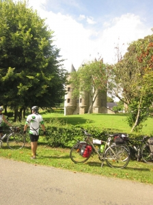 Un itinéraire bucolique passant par les châteaux