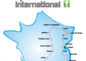 14e tour cyclo international