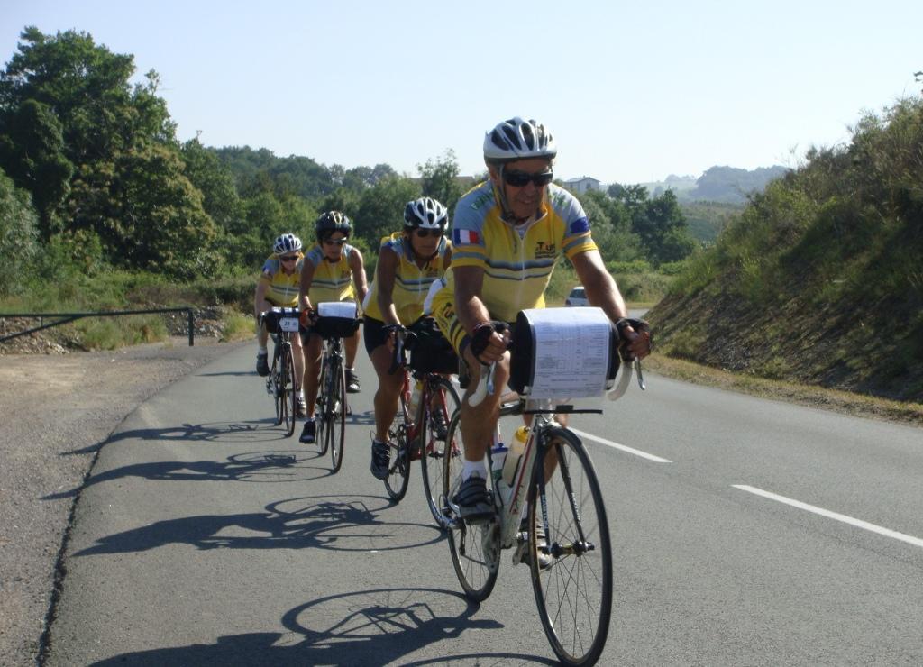 tour cyclo international 20 ans