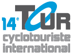 14e tour cyclo 2012 logo