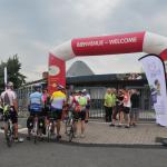 la Semaine fédérale internationale de cyclotourisme 2014