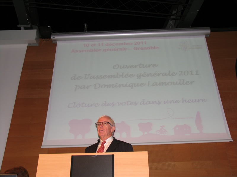 congres federal 2011 grenoble