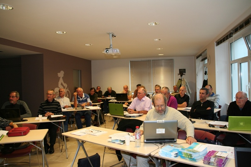 seminaire formation 2011