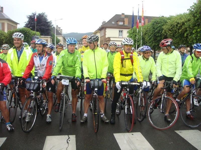tour cyclo 2012 etape 1