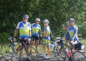 tour cyclo 2012 etape 13