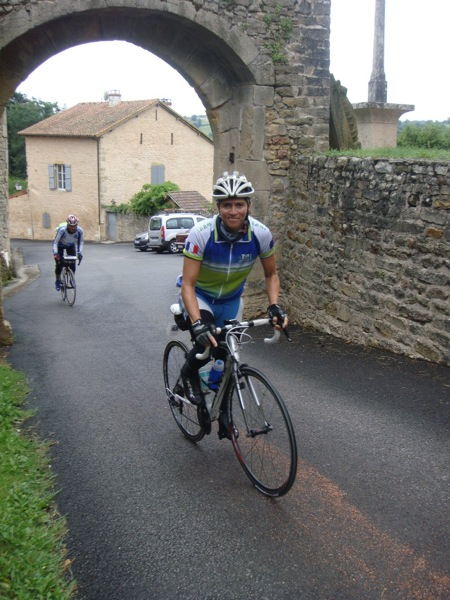 tour cyclo 2012 etape 16