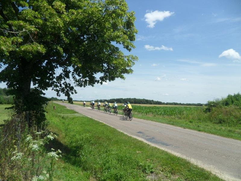 tour cyclo 2012 etape 17
