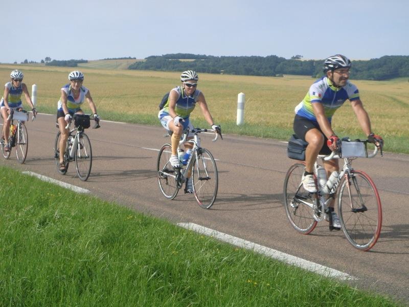 tour cyclo 2012 etape 18