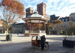 Place de Belfort. ©Sebastien His