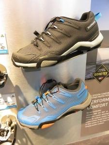 Chaussure SH–MT 44 avec semelle rigide et performante à VTT