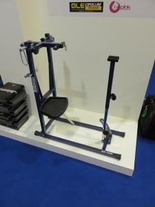 Made in Italy : stations de lavage de cadre et d'entretien pour tout type de vélo.