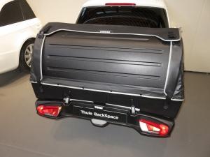 Pratique ! Un coffre pour transformer votre porte-vélo en espace pour bagages supplémentaires.