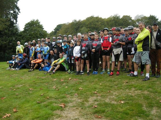 Rencontre cyclotourisme nantes