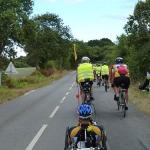 Report du séjour Cyclotourisme et Handicap en Loire-Atlantique