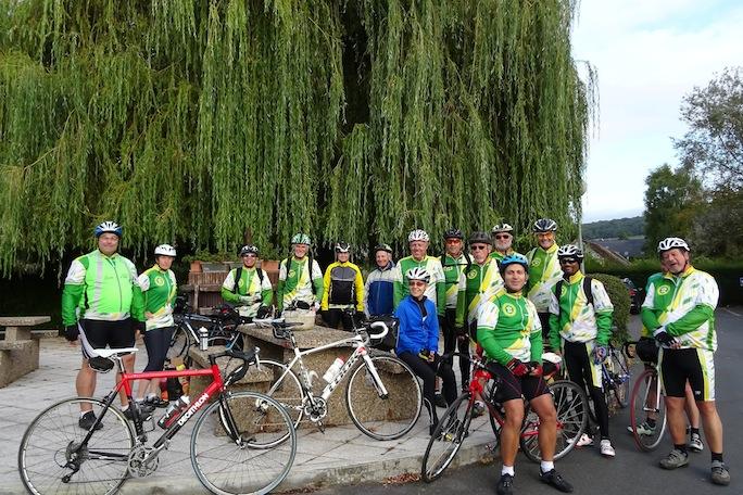 Cyclo Club Combs La Ville