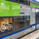 Le droit d'embarquer son vélo non démonté dans les trains