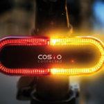 Cosmo Bike, le feu intelligent pour vélo