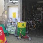 Bonne adresse: le local à vélo de Chancey
