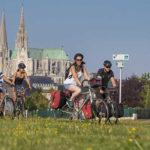 La Véloscénie : d'Épernon à Chartres