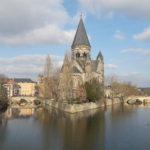 Metz métropole et le vélo