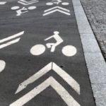 Les bons réflexes à vélo : les voies cyclables