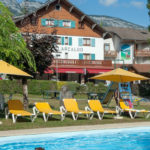 Bonnes adresses : Hôtel Arcalod au pied du lac d'Annecy