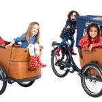 Le vélo cargo Babboe, numéro 1 en France