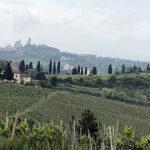 Séjour en Italie : laToscane,étapeà SanGimignano