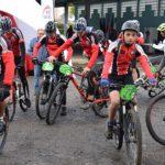 Paris-Roubaix VTTaveclesjeunes de l'Union des randonneurs et cyclotouristes creillois