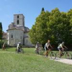 Les commerçants du centre-ville de Cognac fêtent le vélo !