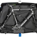 Valise de transport vélo bike guard curv