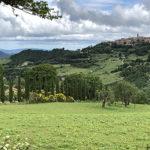 Séjour en Italie:Vers l'abbaye de San Galgano