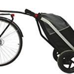 Remorque vélo chariot Shopping Trailer 50L