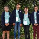 Concours européen d'éducation routière:Ilsont vécu unebelle expérience!