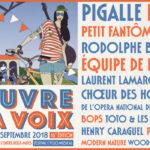 Festival cyclo-musical Ouvre la Voix