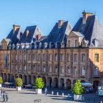 Circuit : de Charleville-Mézières à Sainte-Menehould