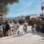 Les 150 ans de la course de vélocipèdes Paris-Rouen