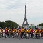 « Elles en selle », Paris-Bruxelles pour des jeunes filles