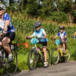 Les événements jeunes de la Fédération française de cyclotourisme
