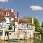 Le canal de Bourgogne à vélo, de Migennes à Dijon (1/4)
