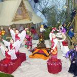 Idée de balade : La ronde des crèchesautour deMiradoux(Gers)