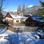 Bonnes adresses: hôtel les Peupliersdans les Hautes-Alpes