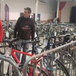 Bourse aux vélos du CC Aubord