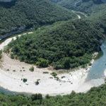 Circuit: Les gorges de l'Ardèche