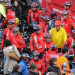 Rétro: Paris Pékin à vélo 2008, la croisière verte (épisode 1)