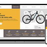 Site CoteVélo, un service de cotation devélos d'occasion