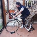 Vélomaison : séances d'entraînement sur home trainer / vélo d'appartement séance 2